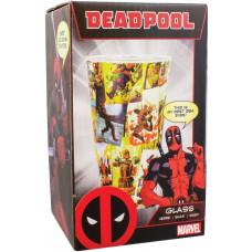 Стакан Deadpool - Comics Scenes (450 мл)