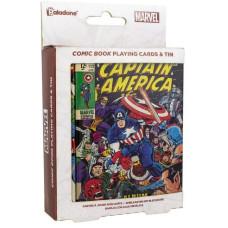 Игральные карты Marvel - Comic Book