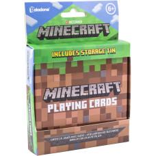 Игральные карты Minecraft