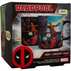 Кружка Marvel Comics - Deadpool V2 (Heat Change) (450 мл)