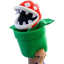 Мягкая игрушка Super Mario - Piranha Plant (40 см)