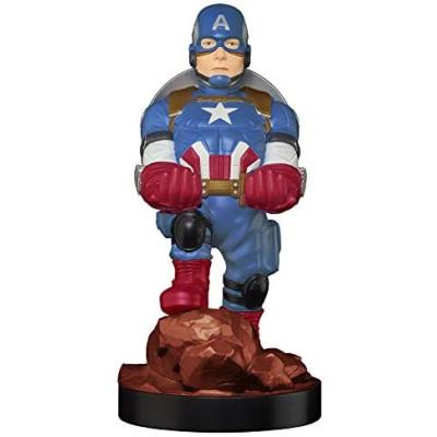 Держатель Exquisite Gaming для телефона или контроллера Avengers (Gamerverse) - Captain America (20 см)