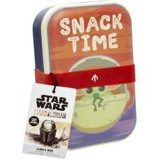 Контейнер для хранения продуктов Star Wars: The Mandalorian - The Child (Snack Time)