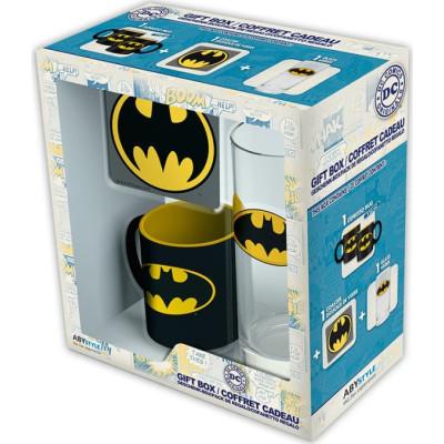 Подарочный набор ABYStyle Batman (кружка / подставка под напитки / стакан) ABYPCK102