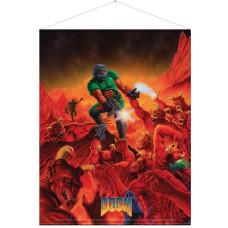 Постер DOOM - Retro (77x100 см)