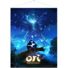 Постер Ori and The Blind Forest (77x100 см)