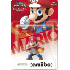 Интерактивная фигурка amiibo - Super Smash Bros - Mario
