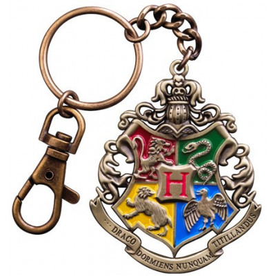 Брелок Noble Collection Harry Potter - Hogwarts Crest NN7681 (4.5 см)