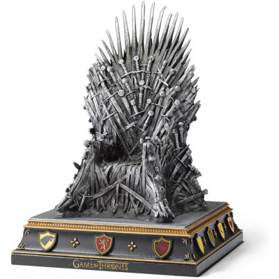 Держатель Noble Collection для книг Game of Thrones - Iron Throne NN0071