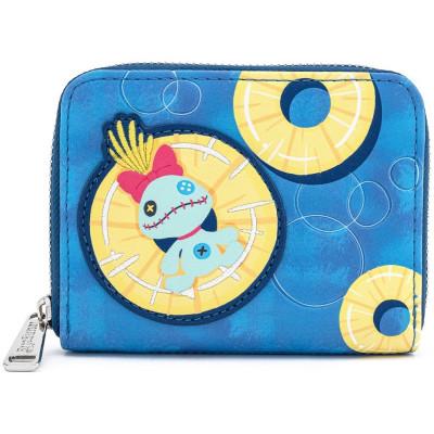 Кошелек Loungefly Lilo & Stitch - Pinneapple Floaty Scrump WDWA1263