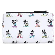 Кошелек Mickey Mouse - Pastel Poses (AOP)