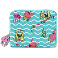 Кошелек Spongebob Squarepants - Jelly Fishing (AOP)