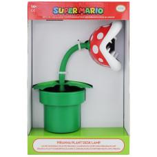 Лампа настольная Super Mario - Piranha