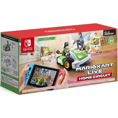Игра Nintendo Mario Kart Live: Home Circuit (Luigi Set)