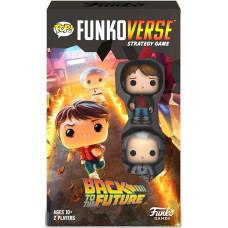 Настольная игра Back To The Future - POP! Funkoverse - 101 Expandalone