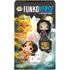 Настольная игра DC Comics - POP! Funkoverse - 102 Expandalone