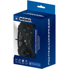 Геймпад проводной HORI Fighting Commander для PS3 / PS4 / PC