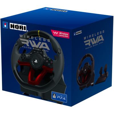 Руль HORI гоночный беспроводной APEX для PS4 / PC PS4-142E