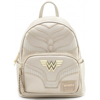 Мини рюкзак Wonder Woman 1984 - Wonder Woman Cosplay (Metallic)