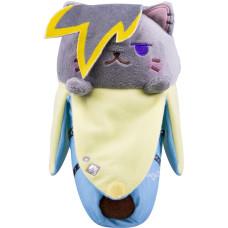 Мягкая игрушка Bananya - Emo Bananya (18 см)