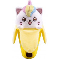 Мягкая игрушка Bananya - Rainbow Bananya (18 см)