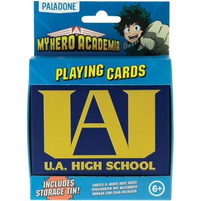 Игральные карты Paladone My Hero Academia PP6611MHA