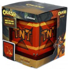 Светильник Crash Bandicoot - TNT (3D Light)