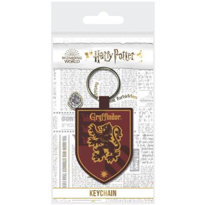 Брелок Pyramid Harry Potter - Gryffindor Shield V2 WK39095 (6 см)