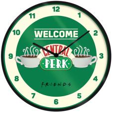 Часы настенные Friends - Central Perk