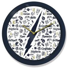 Часы настенные Harry Potter - Infographic