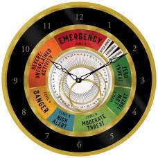 Часы настенные Harry Potter - Wizarding World (Emergency)