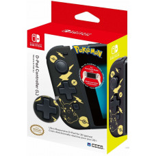 Контроллер HORI левый Joy-Con с D-pad для NS (Pikachu Black & Gold Edition)