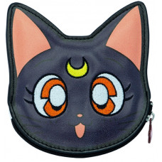 Сумочка для монет/косметичка Sailor Moon - Luna & Artemis