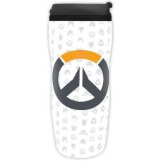 Термокружка Overwatch - Logo (355 мл)
