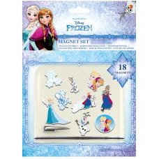 Набор магнитов Frozen - Sisters (18 шт)