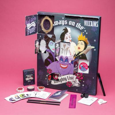 Подарочный набор Paladone Disney Villains Advent Calendar (2020 Edition) PP6920DV