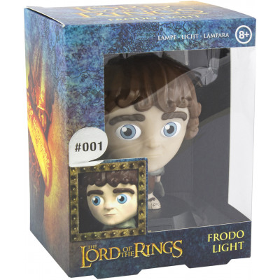 Светильник Paladone The Lord of the Rings - Icons - Frodo (3D Character Light) PP6543LR