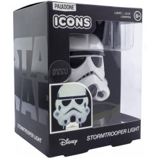 Светильник Star Wars - Icons - Stormtrooper (3D Character Light)