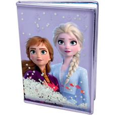 Записная книжка Frozen 2 - Snow Sparkles