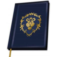 Записная книжка World Of Warcraft - Alliance