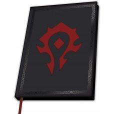 Записная книжка World Of Warcraft - Horde