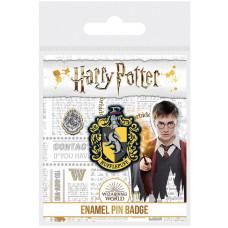 Значок Harry Potter - Hufflepuff Shield
