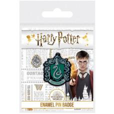Значок Harry Potter - Slytherin Shield