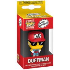 Брелок Simpsons - Pocket POP! - Duffman (4 см)