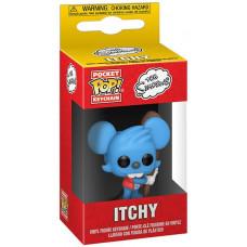 Брелок Simpsons - Pocket POP! - Itchy (4 см)