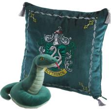 Набор мягких игрушек Harry Potter - Slytherin House Mascot Cushion (22/34 см)