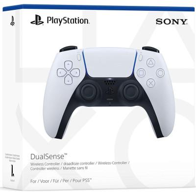 Контроллер Sony игровой беспроводной DualSense для PS5