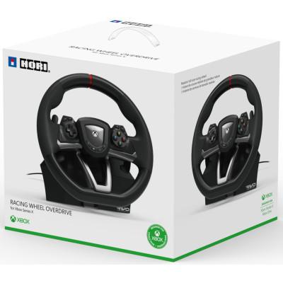 Руль HORI гоночный Overdrive для Xbox One/Series X|S / PC AB04-001U