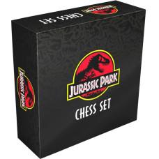 Шахматы Jurassic Park