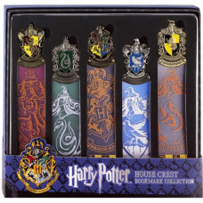 Набор закладок Harry Potter - Hogwarts Crest (5 шт)
